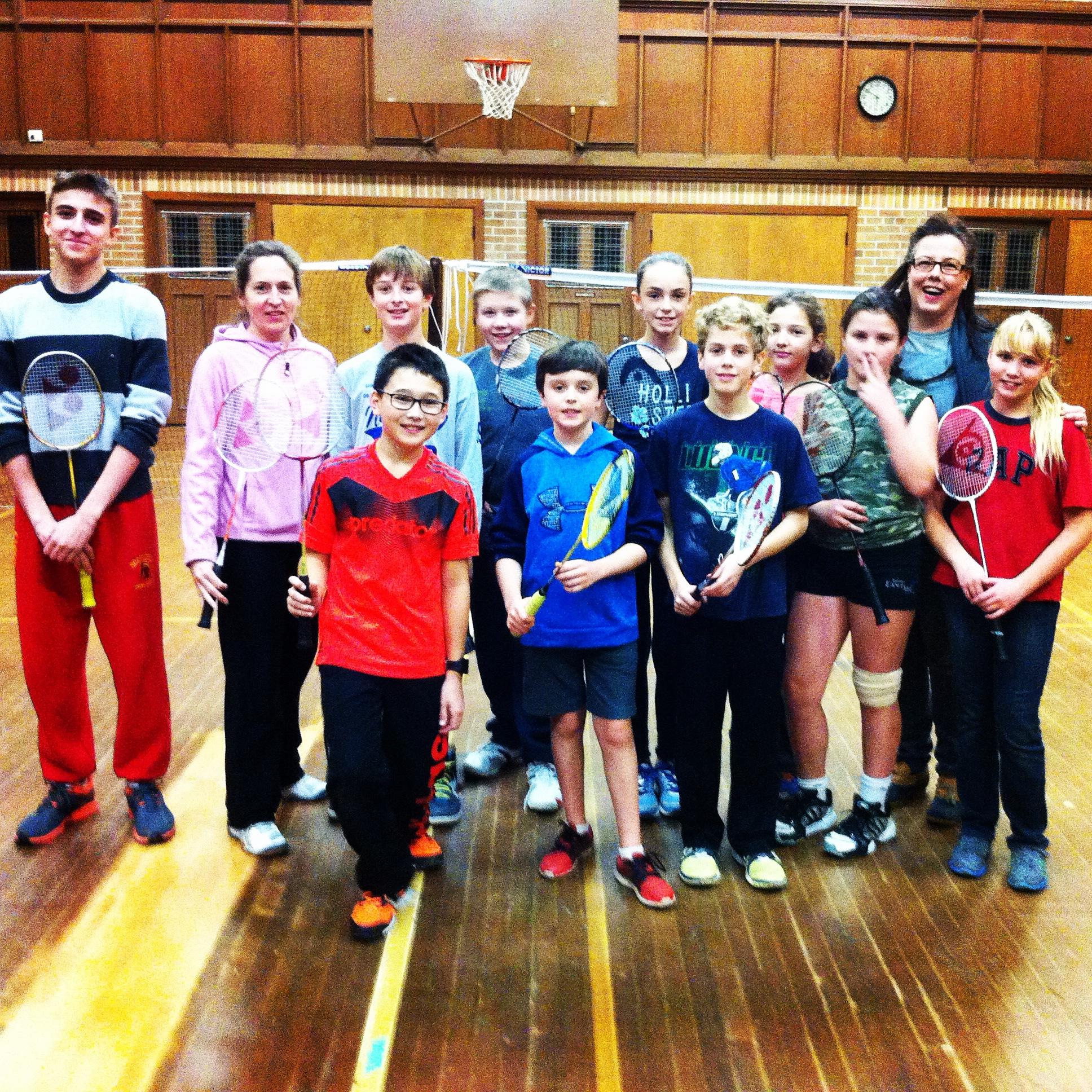 Leaside Junior Badminton Club @ Leaside United Church | Toronto | Ontario | Canada