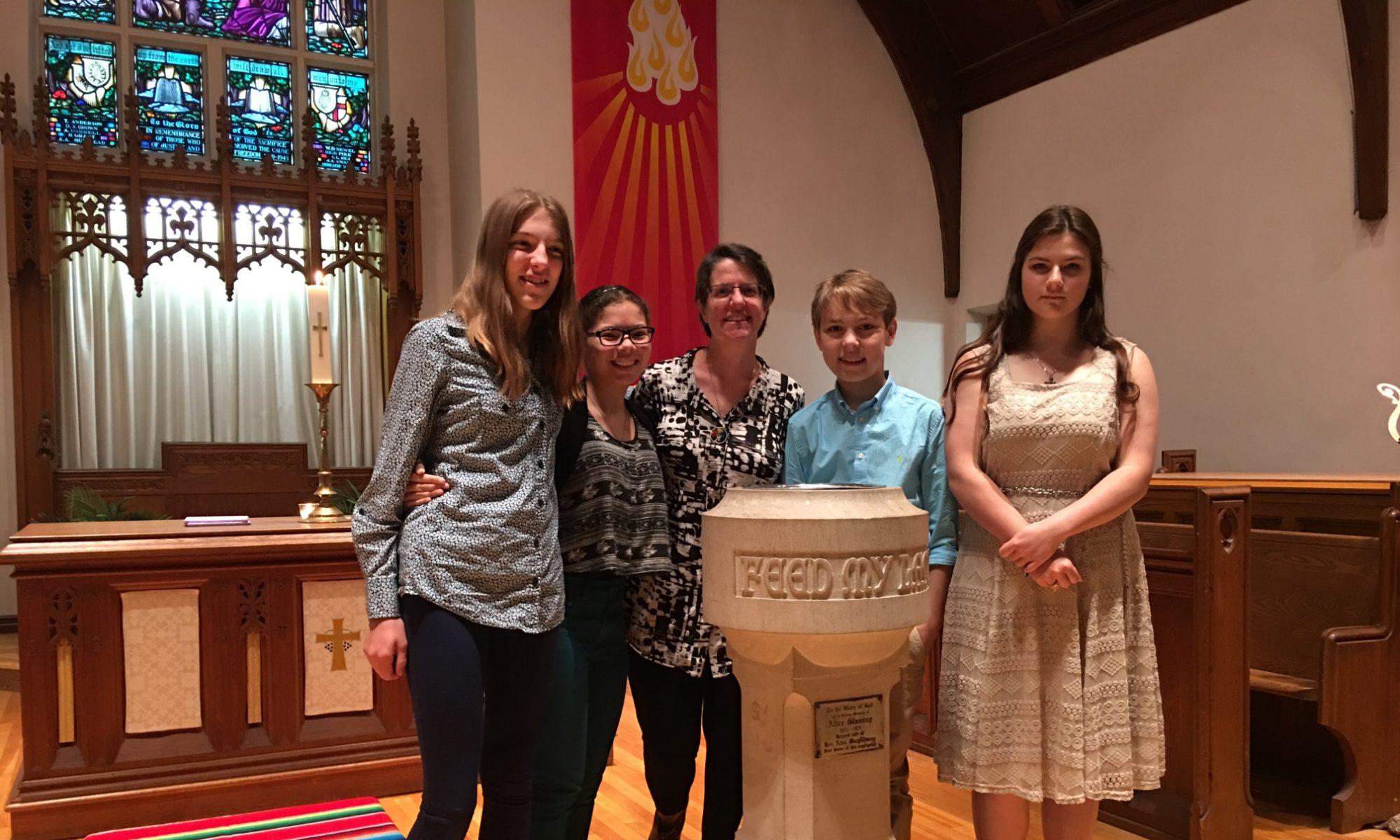 Youth Faith Exploration @ Leaside United Church | Toronto | Ontario | Canada